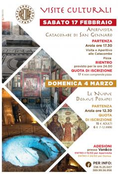 Operi-Visita Catacombe di San Gennaro